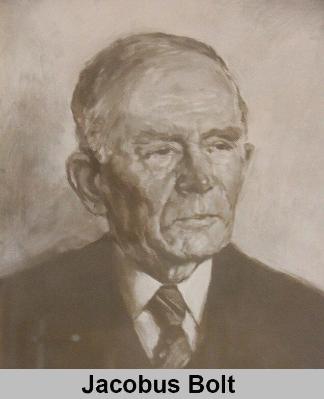 Jacobus Bolt